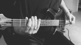 Solid Rock - Goanna (Bass Cover)