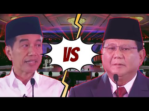 ENA ENA - Jokowi Amin x Prabowo Sandi