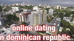 Online dating in Dominican Republic. #greencard #visa
