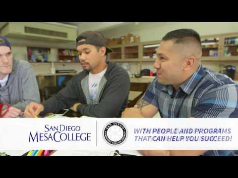 San Diego Mesa College - Group Work - 15