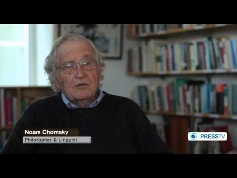 US, A Leading Terrorist State In The World: Chomsky