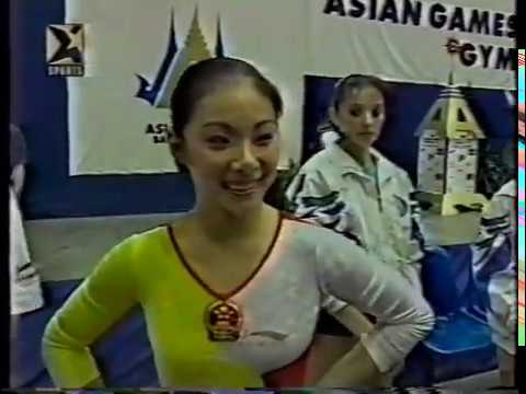 1998 Asian Games - Women's Individual All-Around Final Gymnastics