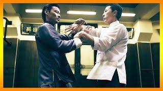 Wingchun Fight - Hai cao thủ Vịnh Xuân Quyền đấu nhau.