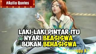 😣Bener² Quotes nakal 😲 #AuliaQuotes 7