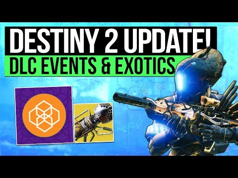 Destiny 2 News | New Mercury Events, Osiris Gauntlets, Infinite Heavy Glitch & Faction Gear Reset!