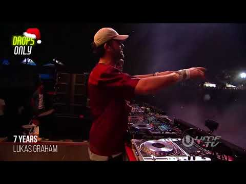 The Chainsmokers   Drops Only @Ultra Music Festival Miami 2016