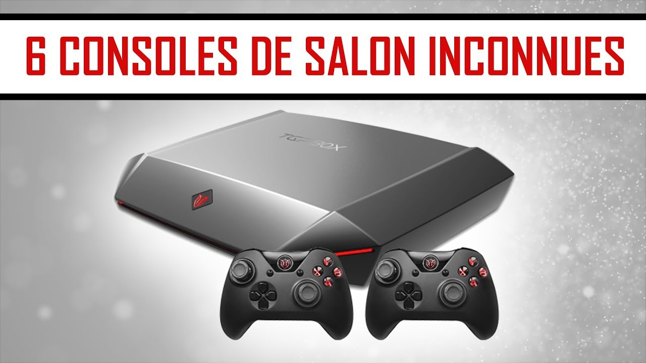 6 consoles de salon inconnues et r volutionnaires youtube