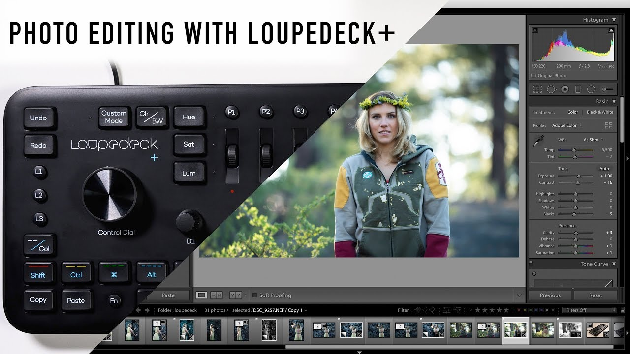A Whole New Way Of Doing Photography >> A Whole New Way To Edit Your Photos Loupedeck Youtube
