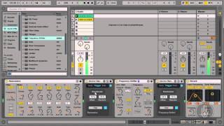 Ableton Live - Sound Design - Drone Pad FX