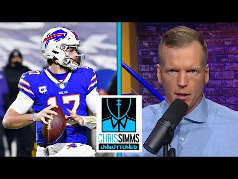 AFC Championship Preview: Buffalo Bills vs. Kansas City Chiefs | Chris Simms Unbuttoned | NBC Sports