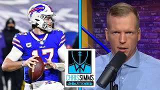 AFC Championship Preview: Buffalo Bills vs. Kansas City Chiefs | Chris Simms Unbuttoned | NBC Sports