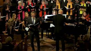 Kristian Hernes: Canticle of the sun (St. Francis)