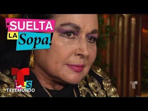 ¡Flor Silvestre, madre de Pepe Aguilar es hospitalizada! | Suelta La Sopa | Entretenimiento