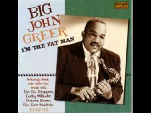 Big John Greer Bottle It Up And Go (GROOVE 0002) (1954)