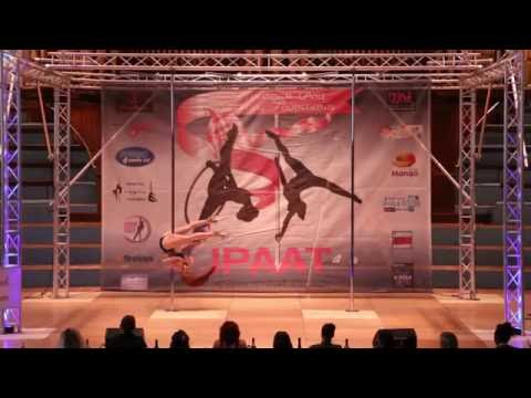 IPAAT 2016 Champion Pole Finalist - Lauren Red -  2nd Place - HD 1080P