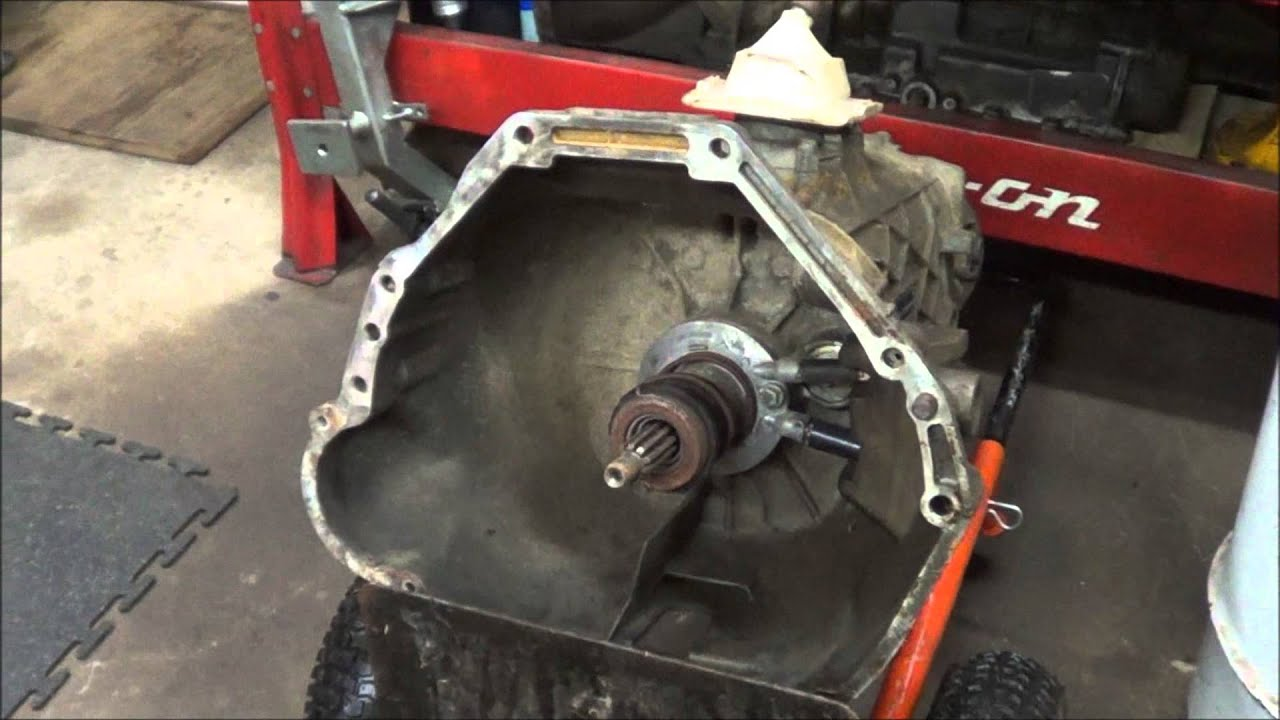 from Triston ford f250 tranny problems