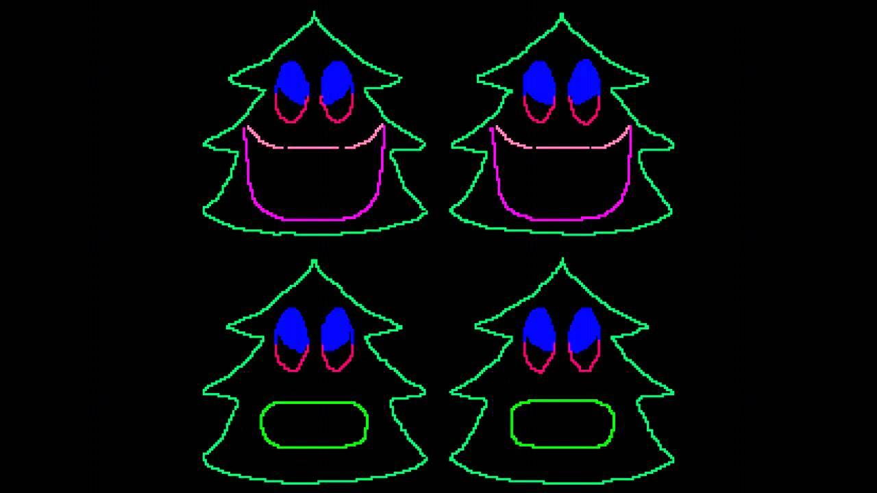 12 Days of Christmas (Singing Christmas Trees) for Light-o-Rama ...
