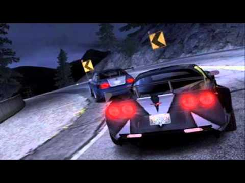 Need For Speed Carbon - Priestess - I Am Night, Colour me Black