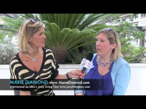Law of Attraction, Feng Shui expert gives juicy advice! Marie Diamond, Monaco