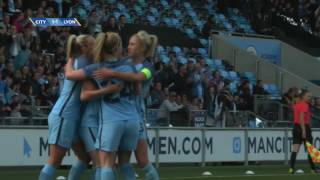 Match highlights Man City vs Lyon 1:3 Alex Morgan