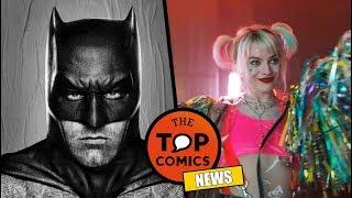 Oficial: Ben Affleck deja de ser Batman I Reinicio de Suicide Squad I Birds of Prey