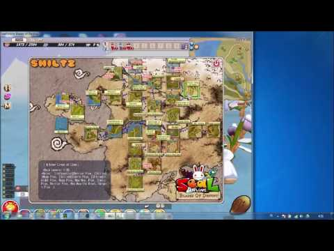 HOW TO GO TO East of Sealed Island Seal Online Blandes Of Destiny