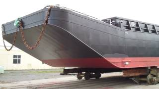 Oceania Marine New Ore 28m Barges For Export