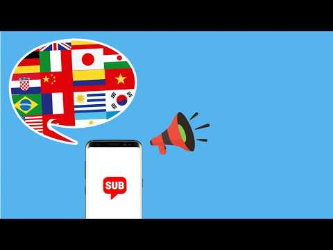 Video Translator - Subtitles. Will Help You To Watch Foreign Lecture Or Series