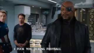 Retarded Little Avengers Synchro by coldmirror ENG SUB