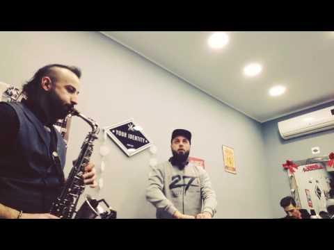 Sax&Machine! Live Dj-set and sax (Luca Autiero & Frohike)