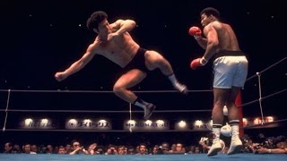 Muhammad Ali vs Antonio Inoki Highlights