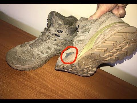 Как убить ботинки