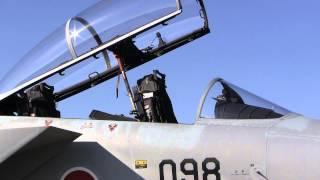 戦闘機F-15動画 航空自衛隊新田原基地航空ショー