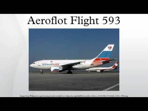 Aeroflot Flight 593 - YouTube