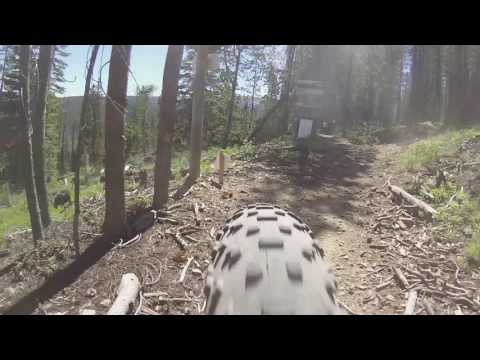 Epic Singletrack: Superloop at Winter Park on the Fatbike!