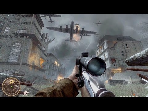 Thumbnail: Call of Duty World at War - Vendetta Sniper Mission Gameplay