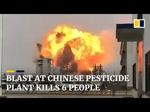 China chemical explosion 2019: Jiangsu Tianjiayi Chemical plant kills 47 people