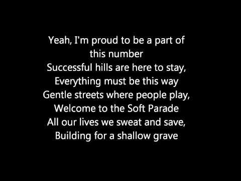 The Doors, The soft parade with lyrics