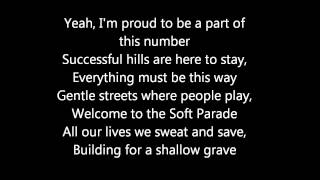 The Doors, The soft parade with lyrics