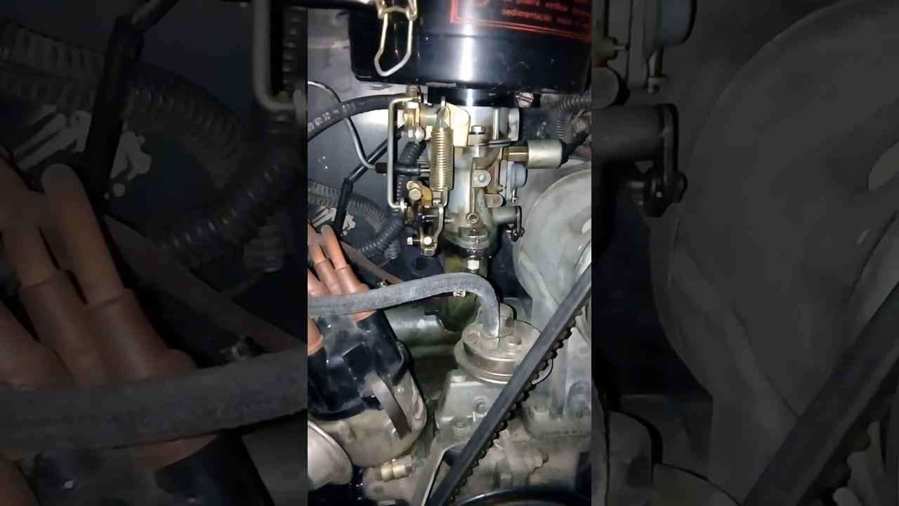 No llega gasolina al carburador de mi vocho