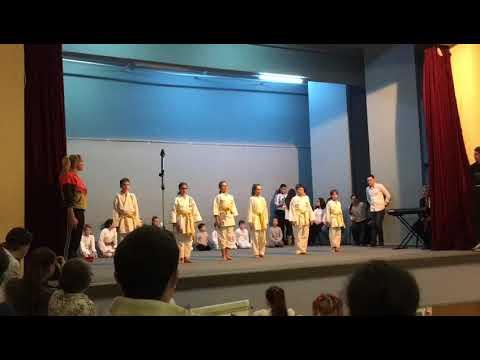 Karate Chitila la Zilele Școlii Generale Nr 1