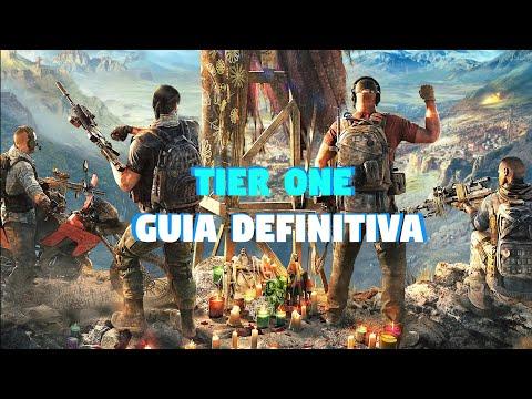 [ TIER ONE GUÍA DEFINITIVA ] GHOST RECON WILDLANDS + COMO SUBIR RÁPIDAMENTE EL NIVEL TIER
