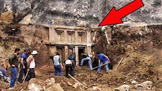 Сенсационное открытие сделали археологи под пирамидой Самые необычные находки