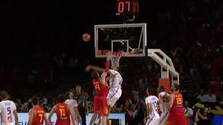 TOP 5 PLAYS - 11 September - FIBA World Cup 2014