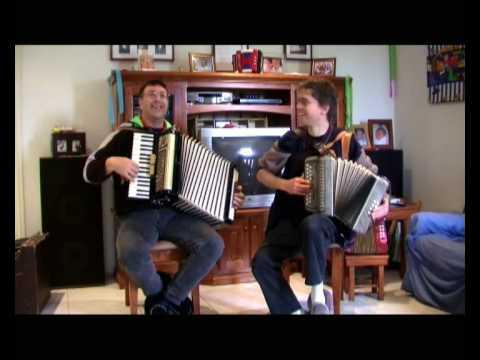 Sweet Rosie O'Grady - Accordion duet