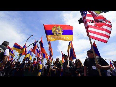 Стратегический выбор Армении: США вместо России