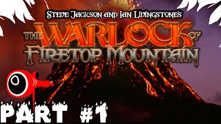 The Warlock Of Firetop Mountain | gameplay let