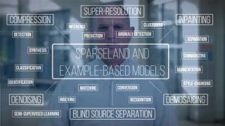 Sparse Representations in Signal and Image Processing: Fundamentals | IsraelX on edX thumbnail