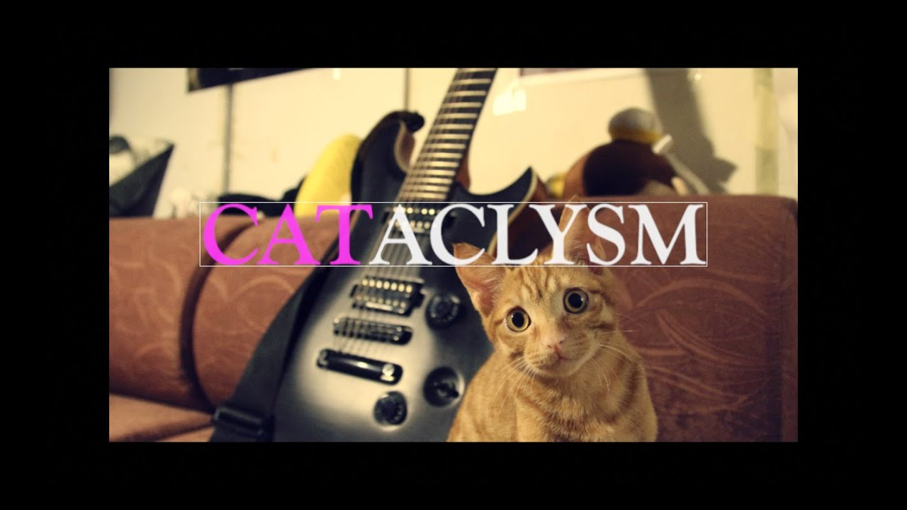 "Siam Chan - ""CATaclysm"" (feat. Cats)"