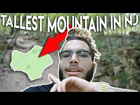 HIKING THE TALLEST MOUNTAIN IN NEW JERSEY